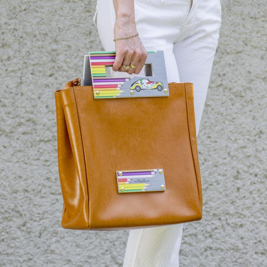 Dámska kabelka MARATHON II z pravej kože – hnedá – kožené výrobky 63773689d15